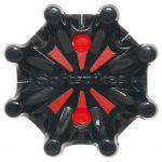 S-541 パルサー(インチ)18P ブラック×レッド